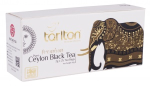 Чай Tarlton Golden Ceylon черный, 25 пак. х 2 г